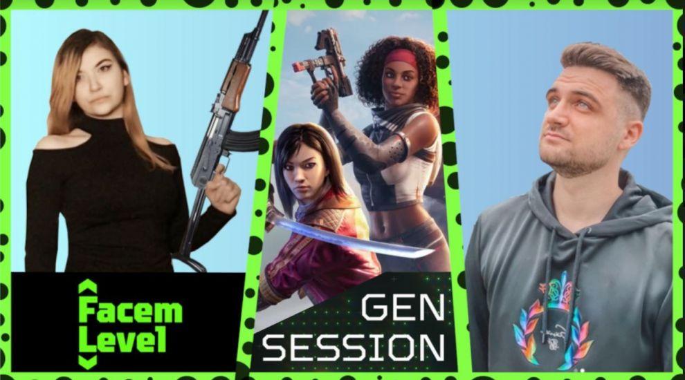 Facem Level (Gen Session) - Tsuki & zaSami au fost ca la ei acasă în Rogue Company