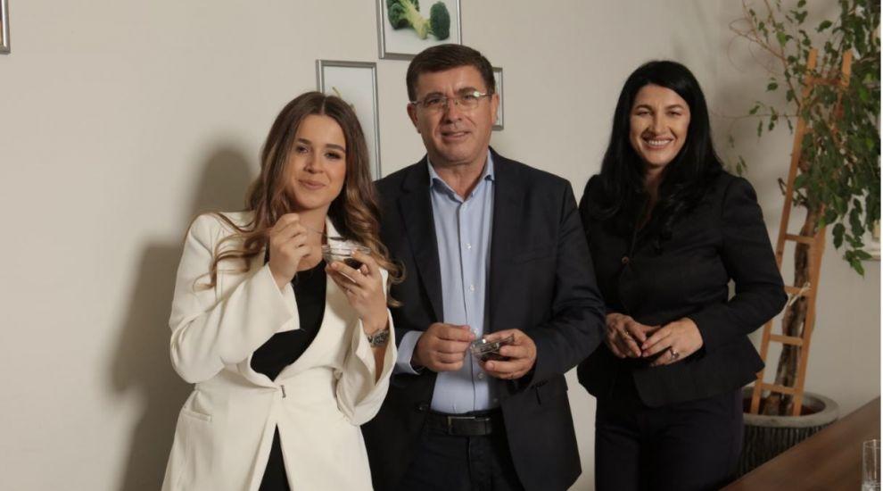 Cum arată familia Georgianei Mutu, moștenitoarea unei afaceri de peste 100 milioane de euro. Are o soră superbă