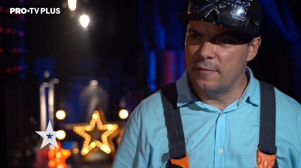 INTERVIU cu Gabriel Dinu. Concurentul de la Românii au talent s-a lăsat de școală și a copilărit pe străzi