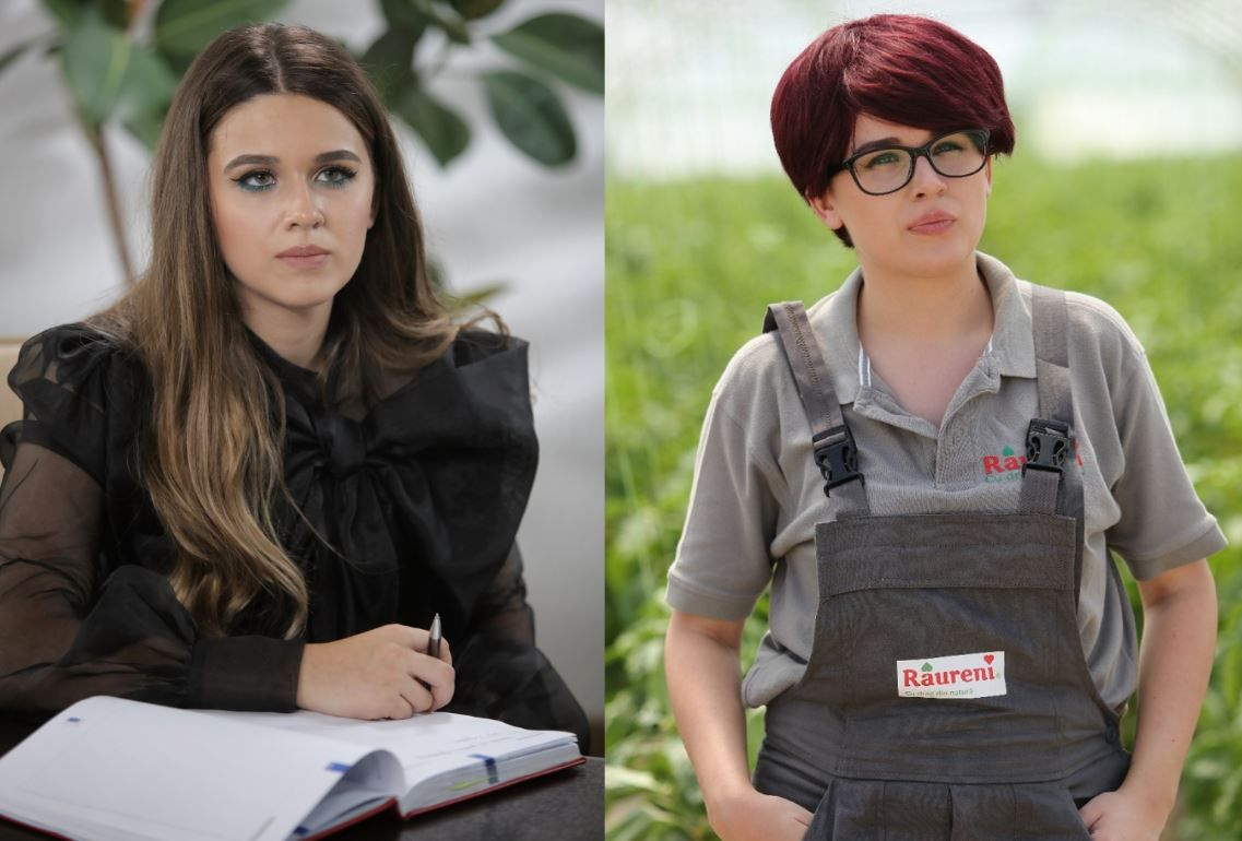 Peste 1,6 milioane de români au urmărit-o pe Georgiana Mutu lucrând cot la cot cu angajații