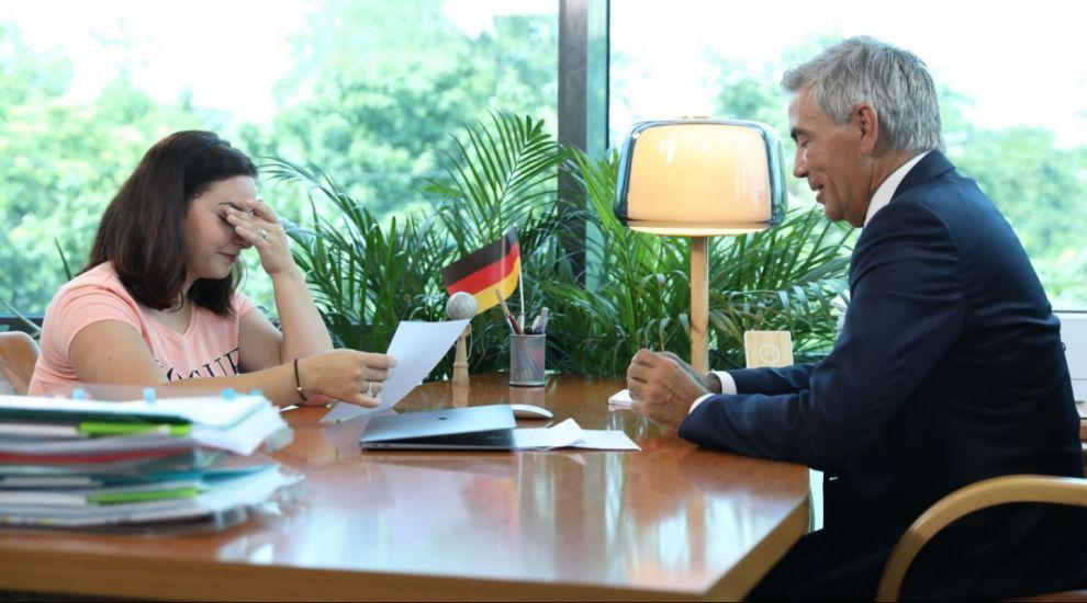 VIDEO Elena Nedelcu, recunoscătoare șefului ei pentru că i-a apreciat munca