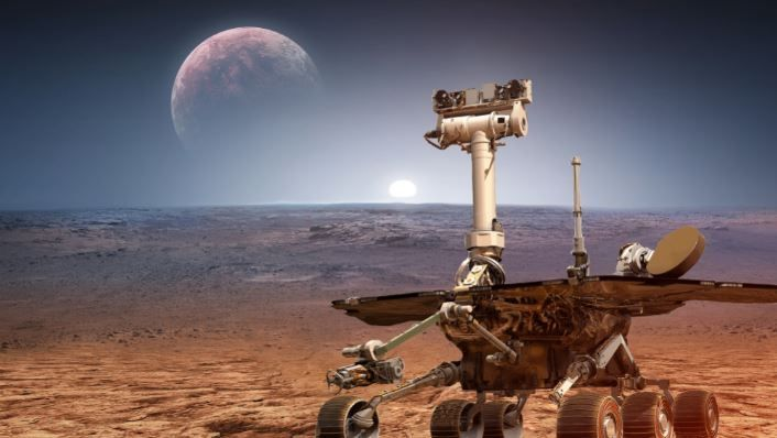 Cum arată locul unde a fost realizat roverul Perseverence, care a ajuns pe Marte? Imagini speciale din laboratoarele NASA
