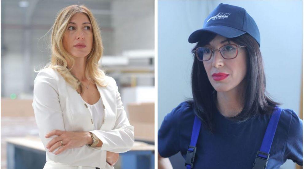 Ce reacție a avut fiica Roxanei Ghioca, director general Austrotherm, când a văzut-o pe mama ei deghizată