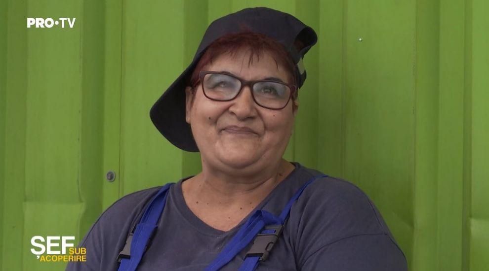 Doamna Tanța a recunoscut-o pe Roxana Ghioca, chiar dacă era deghizată. Cum a reacționat când și-a dat seama
