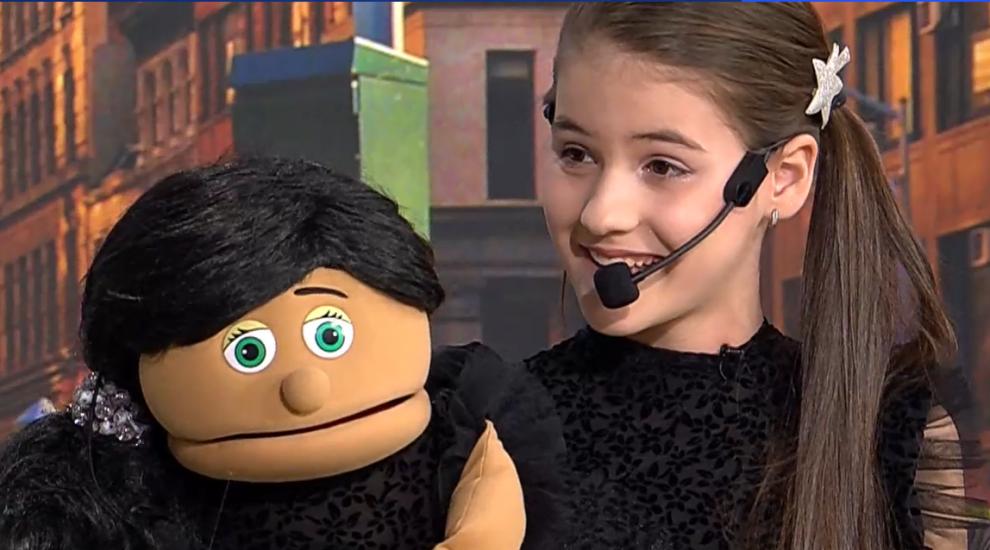 Ana-Maria Mărgean, Golden Buzz la Românii au talent. Număr spectaculos prezentat, în direct, La Măruță
