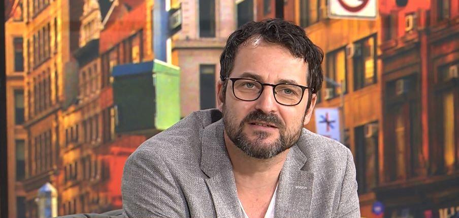 Andrei Aradits a acceptat provocarea lui Măruță de a descrie câte o vedetă cu un singur cuvânt. Cum s-a descurcat actorul