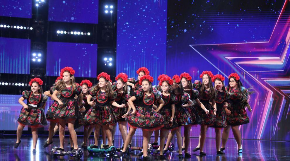 Românii au talent 2021: Muzică populară dansată pe hoverboard? Best Boom a arătat că se poate