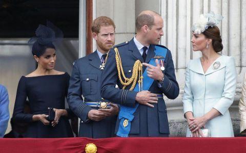 Prinții Harry și William se vor întîlni, prima oară după un an, la înmormântarea bunicului lor