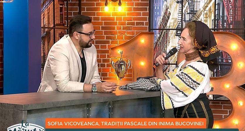 Sofia Vicoveanca, despre tradițiile pascale din inima Bucovinei și copilăria plină de greutăți