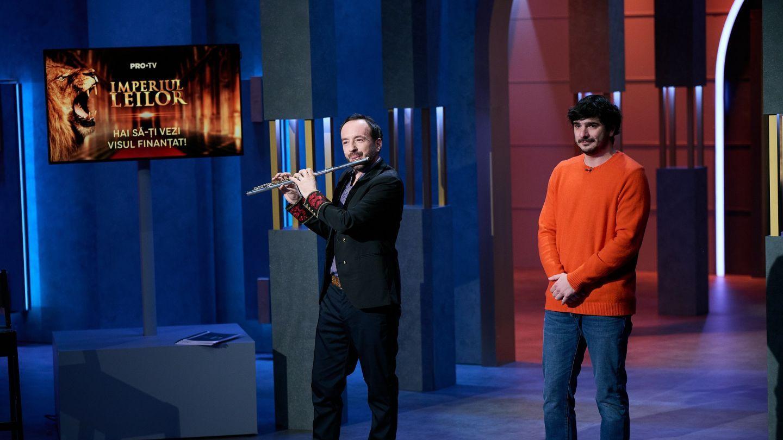 Marius Manole și Alex Bogdan vor să-i cucerească pe investitorii din Imperiul Leilor. Miercuri, ultima ediție din acest sezon!