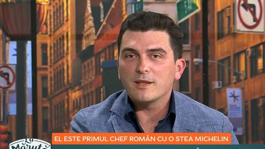 Care este povestea lui Bogdan Dănilă, primul Chef român cu o stea Michelin