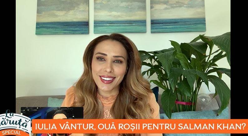 """Iulia Vântur, succes nebun pe piața muzicală din India: """"A făcut 80 de milioane de vizualizări"""""""