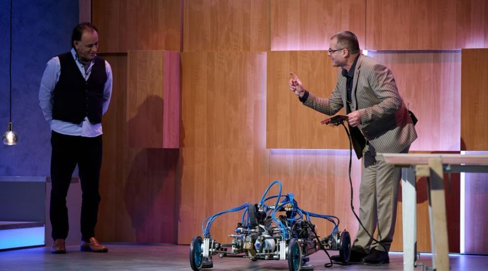 Adrian Roșca s-a prezentat în fața Leilor cu un proiect inedit. Ce părere au avut despre afacerea viitorului