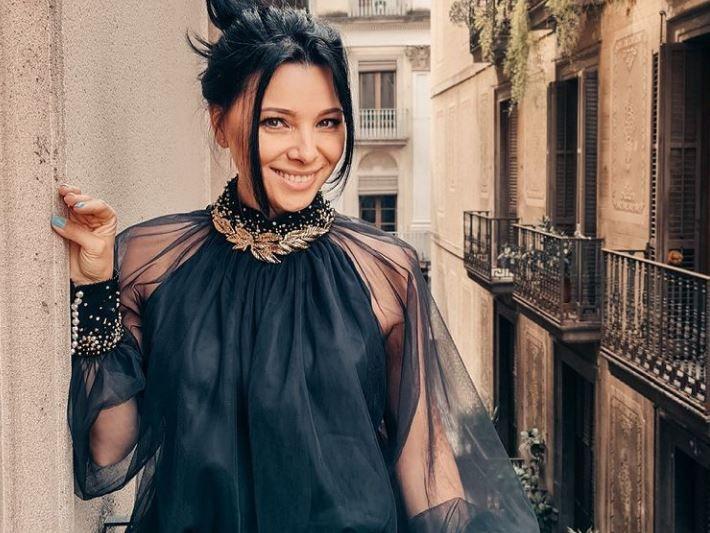 Corina Caragea, de Paște în Barcelona. Ce spune vedeta despre vacanța în Spania, pe timp de pandemie