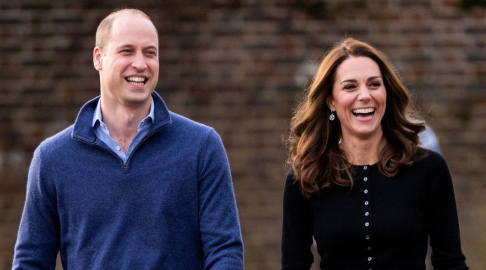Kate Middleton și Prințul William și-au lansat propriul canal pe YouTube