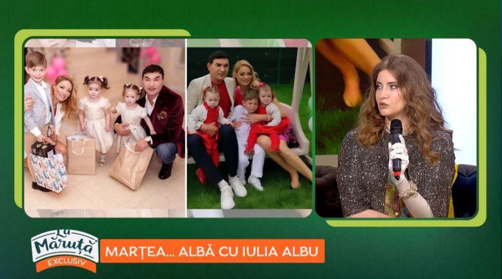 Iulia Albu a comentat ținutele vedetelor. Ce a spus despre Cristi Borcea și Valentina Pelinel