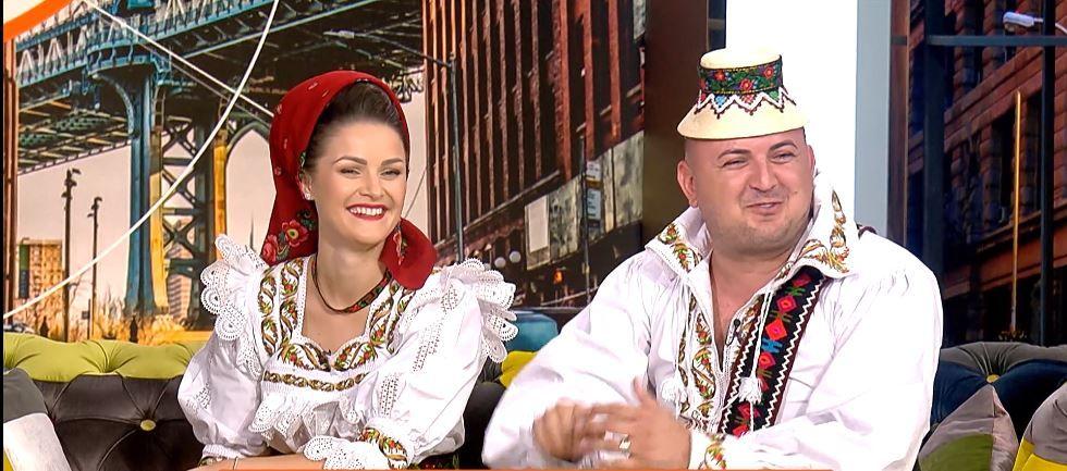 Vasilică Ceterașu și Amalia Ursu, provocare de cuplu. Ce întrebări le-a pus Cătălin Măruță