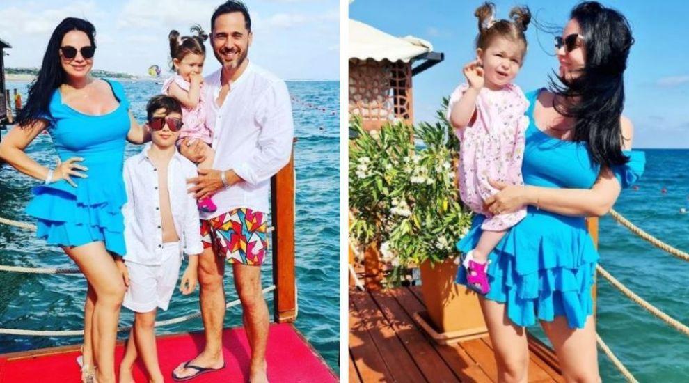"""Deea și Dinu Maxer , vacanță plină de încurcături în Turcia: """"M-a sunat DSP-ul"""""""
