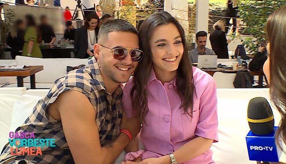 Mario Fresh și Alexia, 5 ani de iubire! Cum o descrie artistul pe iubita sa