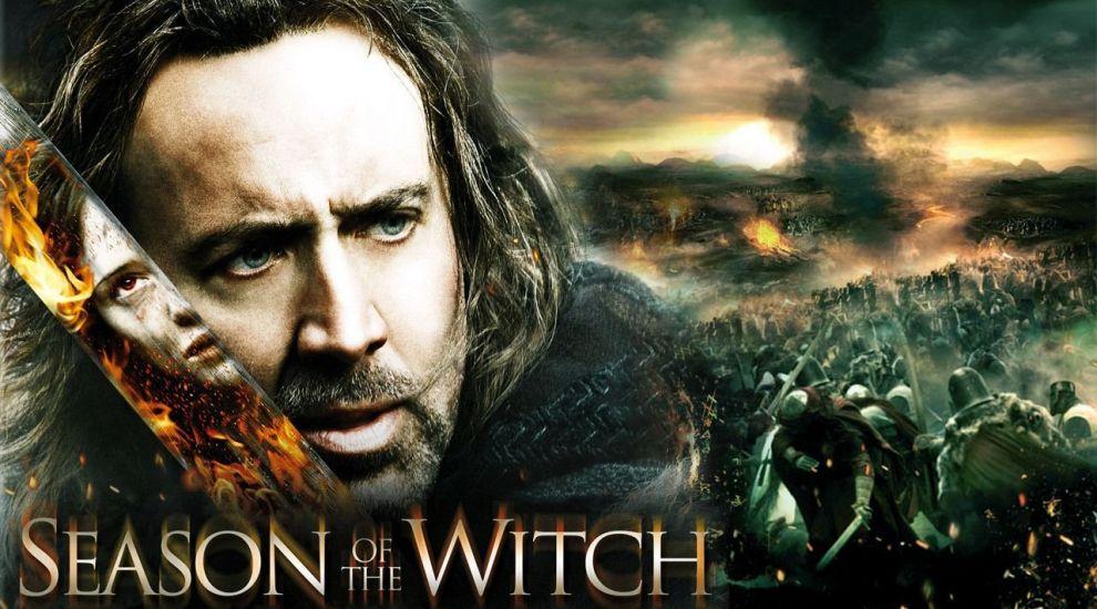"""VOYO.RO: """"Anotimpul Vrăjitoarei"""" cu Nicolas Cage - o vrăjitoare și cavalerul Lavey, singura șansă de supraviețuire a omenirii"""