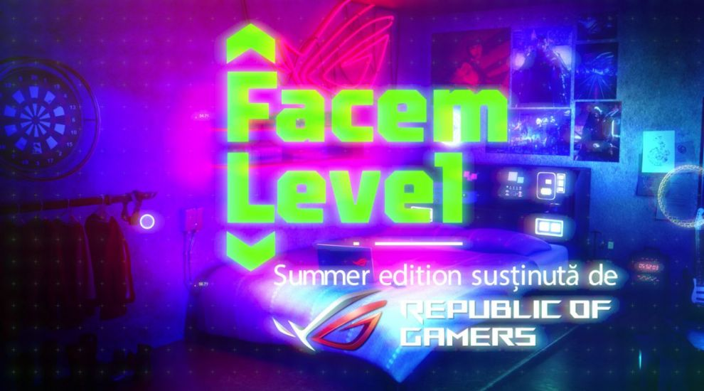 Facem Level - Summer Edition: AKollo testează cele mai populare jocuri pe cele mai tari laptopuri