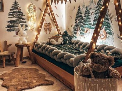 Camera copilului, un loc de vis. Cele mai frumoase idei de amenajare