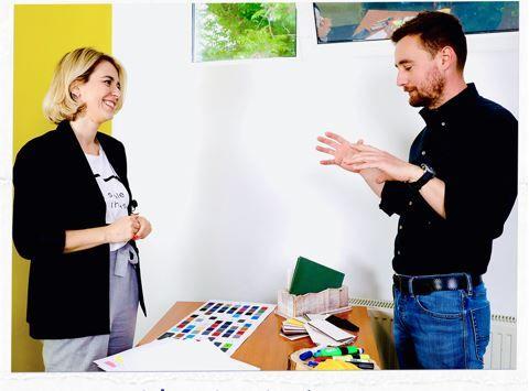 """Andra Marinescu îi sare în ajutor lui Costin Giurgea, prezentatorul SUPERSPEED: """"Tu ai o pasiune puternică"""""""
