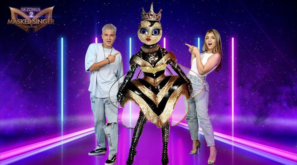 Lorena Vișan și Louis Florea sunt tiktokerii oficiali ai show-ului Masked Singer România!