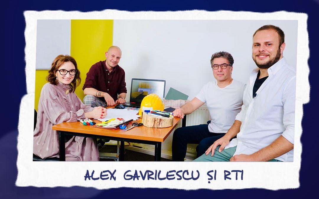Echipa România, te iubesc! se mută în casă nouă și a apelat pentru sfaturi la Alex Gavrilescu, arhitect Visuri la cheie
