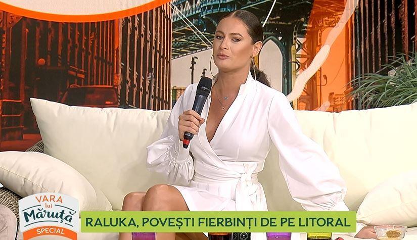 Raluka, detalii din culisele show-ului SuperStar. Cum se înțelege artista cu colegii de platou