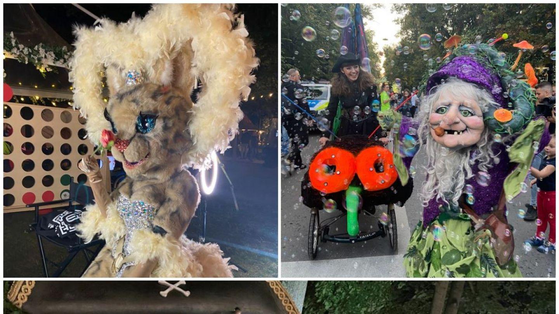 Pisica, Papagalul și Muma Pădurii au ajuns la Untold. Vânează măștile de la festival și câștigă super premii