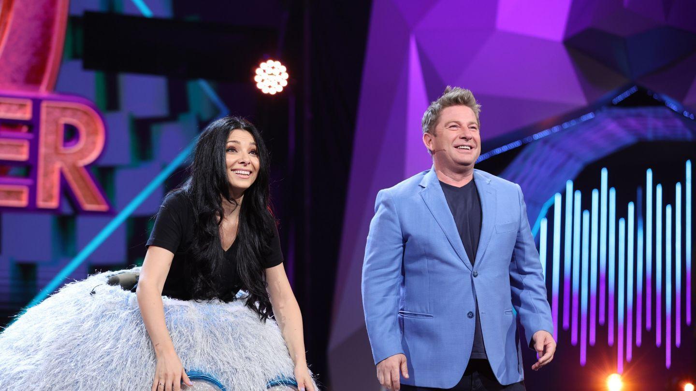 Corina Caragea și Cătălin Zmărăndescu s-au demascat la Masked Singer România! Show-ul a fost lider de audiență