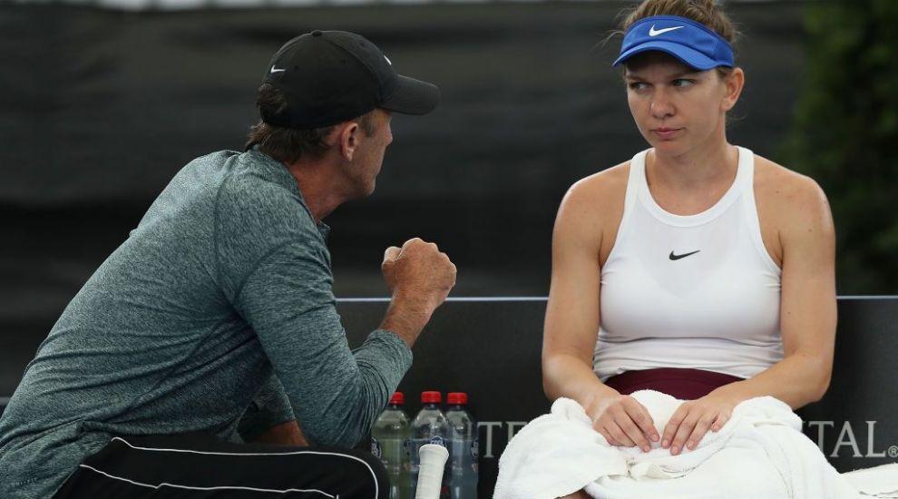 Simona Halep, decizie surprinzătoare înainte de turneul de la Indian Wells! Cine este noul antenor al sportivei
