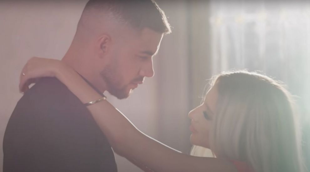 """Culiță Sterp, videoclip alături de Aza Gabriela, iubita lui Dragoș Nedelcu de la FCSB: """"Tainele iubirii"""""""