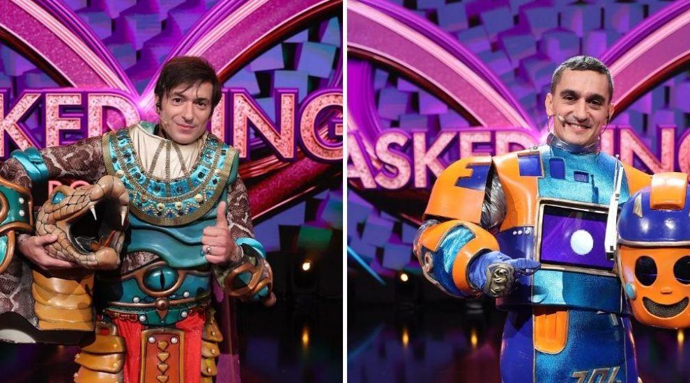 Șarpele și Robotul au părăsit show-ul Masked Singer România. Ediția de joi seara a fost lider de audiență!