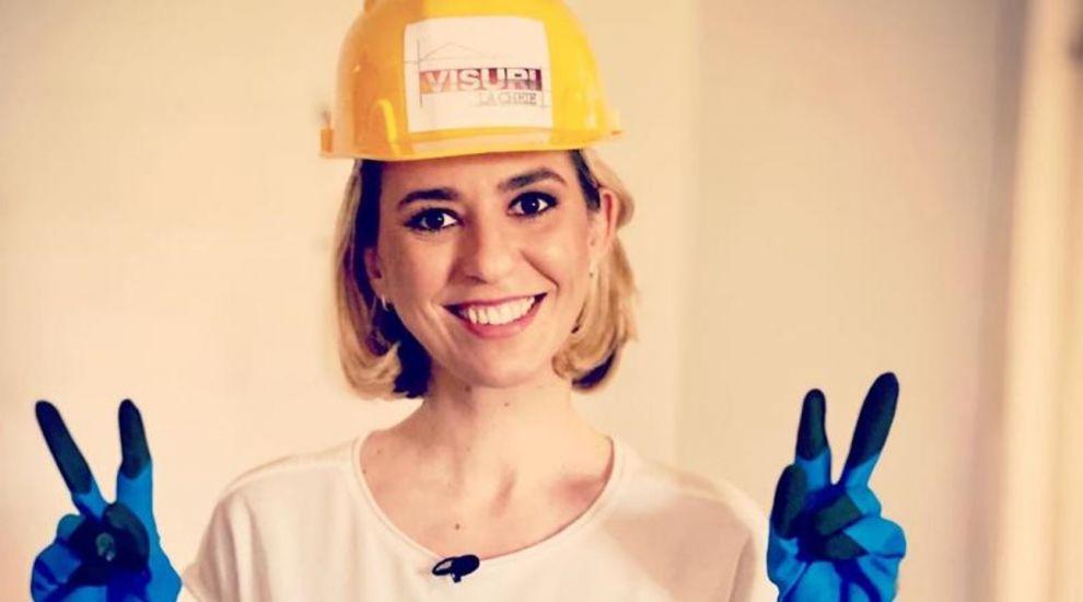 VIDEO Andra Marinescu dezvăluie cum să folosim tapetul într-o amenajare interioară
