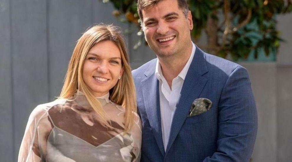 """Simona Halep nu a participat la organizarea propriei nunți. Toni Iuruc a pregătit tot: """"Eu am spus doar că vreau flori albe"""""""