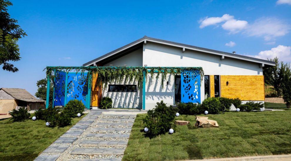 Echipa Visuri la cheie a făcut o casă de la zero pentru familia din Dăeni! Peste 1.5 milioane de români au urmărit emisiunea