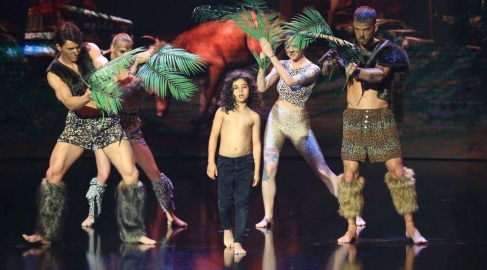 """Cât de bine dansează Aris Negoiță la 11 ani. Puștiul, supranumit """"Mowgli"""", a făcut furori la Românii au talent"""