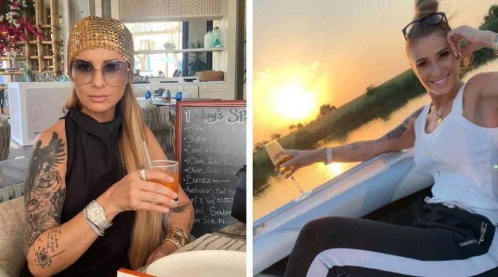 """EXCLUSIV: Anamaria Prodan: """"Laurențiu mi-a cerut să renunț la numele Reghecampf! Pentru mine s-a terminat"""""""