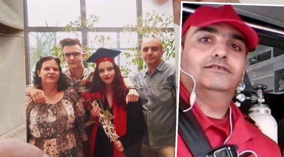 VIDEO Romeo Banu, eroul care și-a părăsit familia mult prea devreme