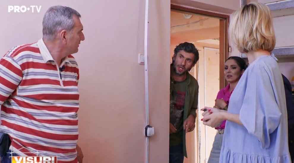VIDEO Problema care amenință proiectul de amenajare a apartamentului familiei Banu