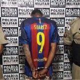 """""""Suarez, Neymar si Messi, arestati!"""" Explicatia din spatele imaginilor care au devenit virale pe net"""