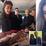 Fosta Miss Thailanda a murit alaturi de patronul lui Leicester in accidentul de elicopter. Ce poza postase cu putin timp inainte. FOTO