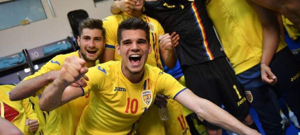 """ROMANIA LA EURO U21   ANALIZA: Totul despre Campionatul European. Cum s-au pregatit """"tricolorii mici"""", cand se joaca meciurile noastre si cine sunt adversarii"""