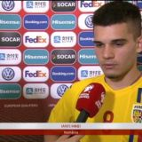 "MALTA - ROMANIA 0-4 | ""Daca asa spun colegii, inseamna ca asa e!"" Reactia lui Ianis dupa primul meci ca titular in nationala mare: ""Acum ma gandesc la Campionatul European!"""