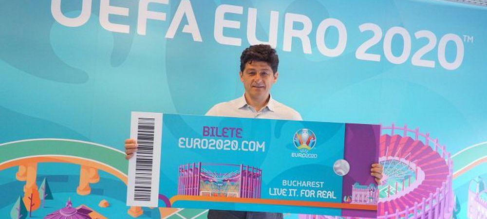 300.000 de cereri de bilete la EURO 2020 in prima ora de vanzare