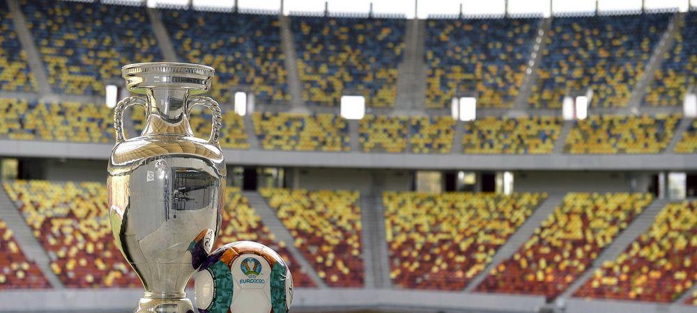 Record: 19,3 milioane cereri de bilete pentru EURO 2020