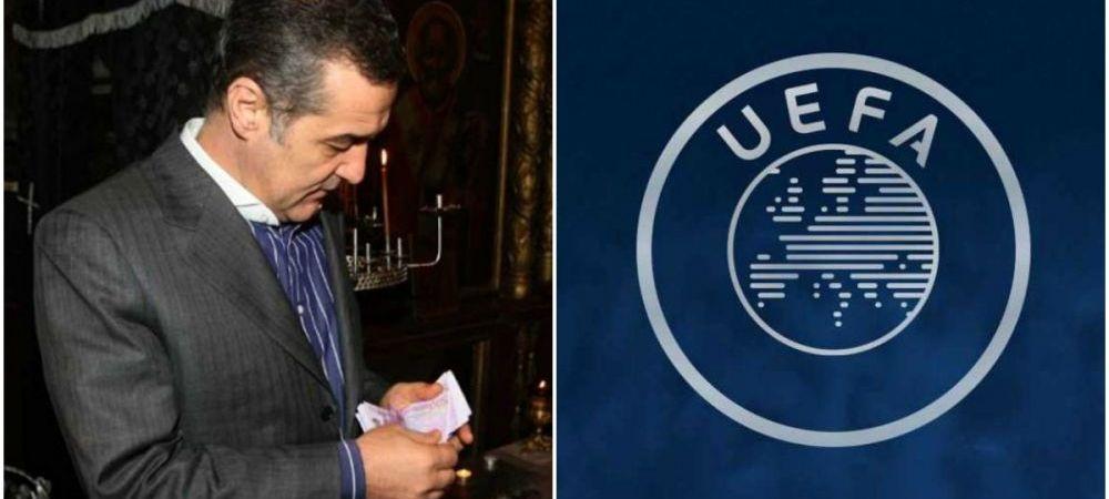 Vestea care il va bucura pe Becali! UEFA a anuntat sumele colosale pe care cluburile le vor primi in Conference League