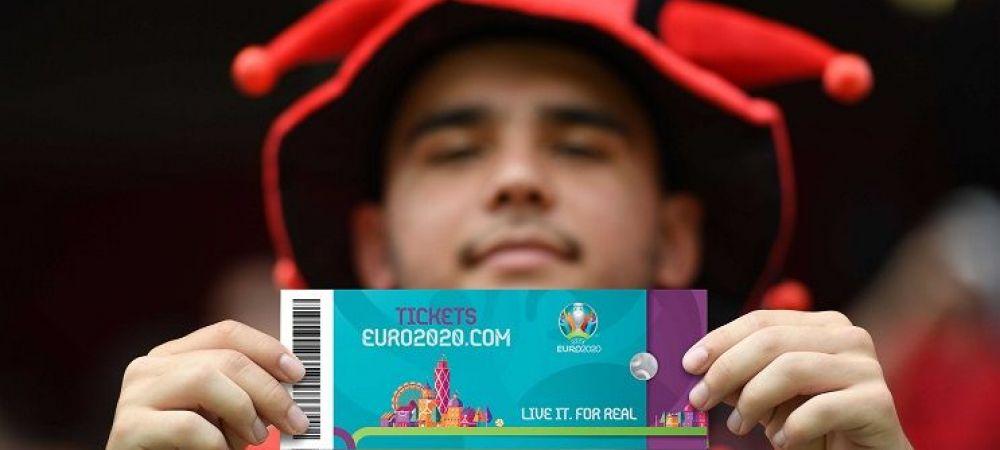 ULTIMA ORA: Inca un million de bilete pentru suporterii echipelor calificate la UEFA EURO 2020! De cand si cum pot fi cumparate